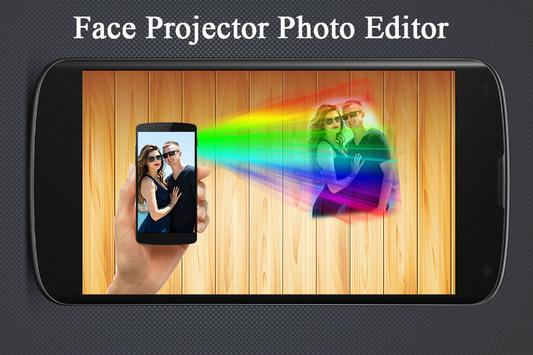 Face Projector Photo Editor apk screenshot