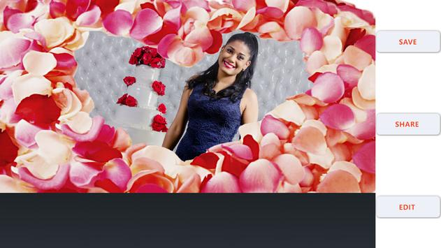 Roses Photo Frames Animated apk screenshot