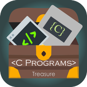 C Programs - Contribute, Learn, Write, Share Code icon