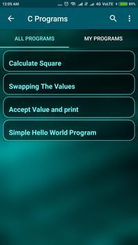 C Programs - Browse & Share Code screenshot 10