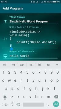 C Programs - Browse & Share Code screenshot 12