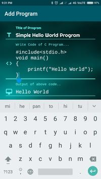C Programs - Browse & Share Code screenshot 5