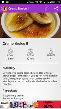 Best French Recipes apk screenshot