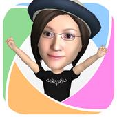 Insta3D icon