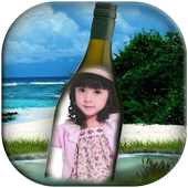 Bottle Photo Frames icon