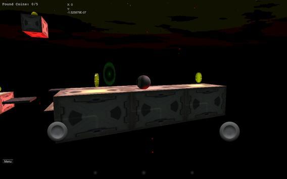 hyper gravity ball lite poster