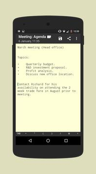My Notes - Notepad Free poster