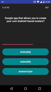 You Know Google? Quiz apk screenshot