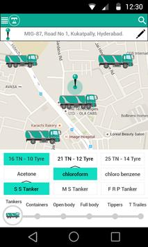 Mobitruckz apk screenshot