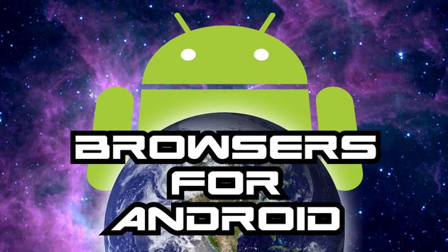 Browsers For Android apk screenshot