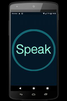Speak For Free poster