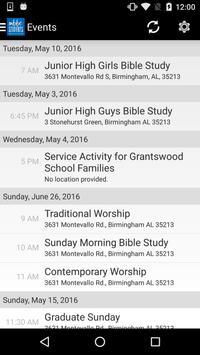 Mountain Brook Baptist Church apk screenshot