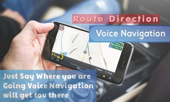 FactorMap GPS Navigation apk screenshot