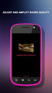 Speaker Bass Booster screenshot 1