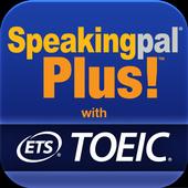 SpeakingPal plus TOEIC® icon