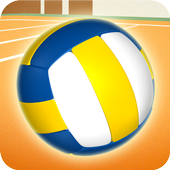 Spike Masters Volleyball icono