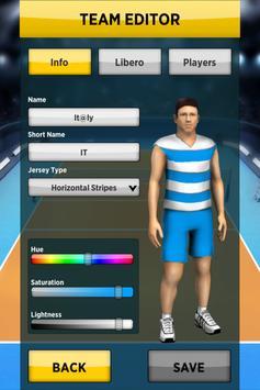 Spike Masters Volleyball ảnh chụp màn hình 3
