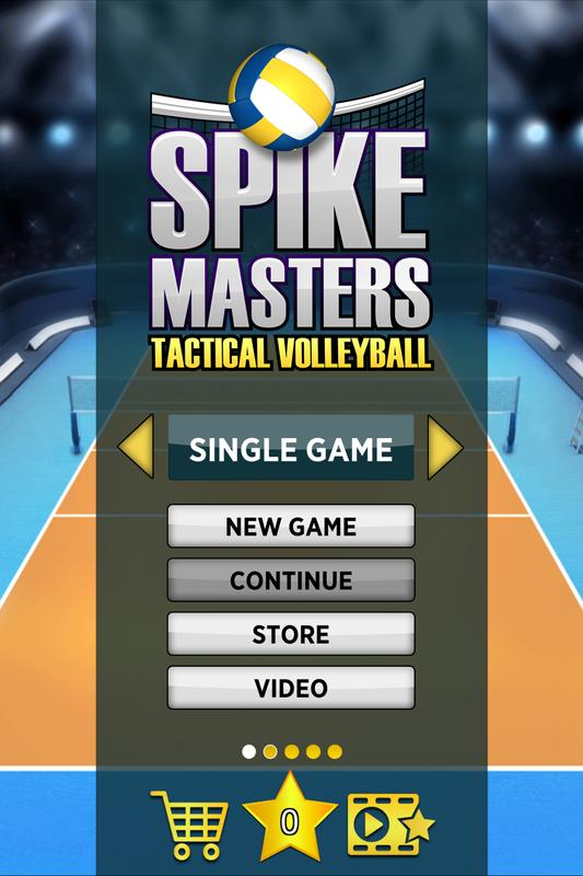 Spike masters volleyball apk download from moboplay.