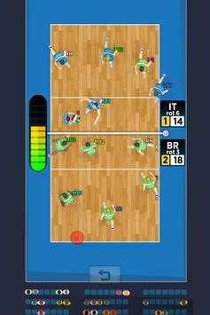 Spike Masters Volleyball ảnh chụp màn hình 4