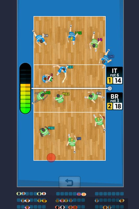 Spike masters volleyball for android apk download.