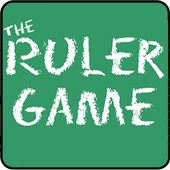 The Ruler Game - Free icon