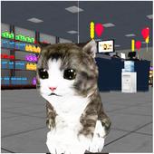 Kitten Cat Craft:Destroy Super Market Ep2 icon