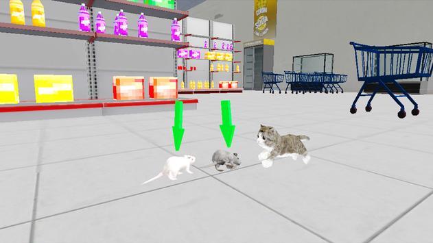 Kitten Cat Craft:Destroy Super Market Ep2 screenshot 1