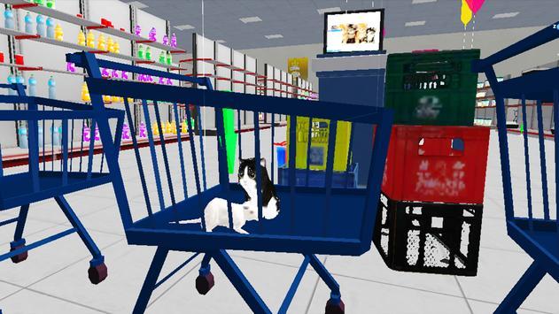 Kitten Cat Craft:Destroy Super Market Ep2 screenshot 3