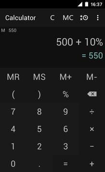 Calculator 截图 1
