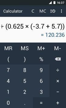 Calculator 截图 2