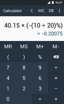 Calculator 截图 3