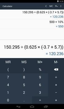 Calculator 截图 8