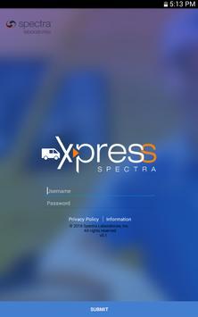 Spectra Express apk screenshot