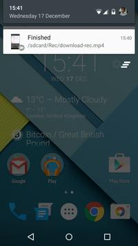 game screen recorder apk here