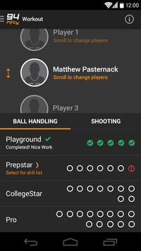 94Fifty® Basketball captura de pantalla 1