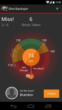 94Fifty® Basketball captura de pantalla 3