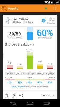 94Fifty® Basketball स्क्रीनशॉट 4