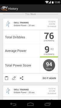 94Fifty® Basketball captura de pantalla 7