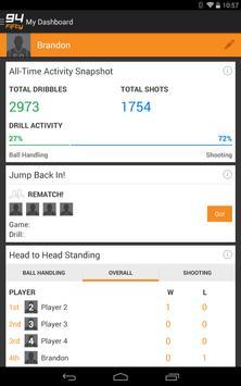 94Fifty® Basketball स्क्रीनशॉट 8