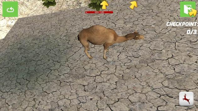 Durable Camel Simulator screenshot 1