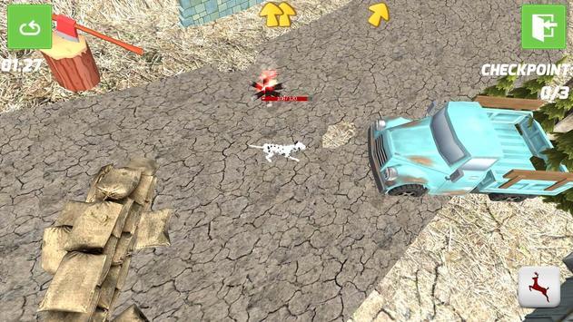 Cute Dalmatian Simulator apk screenshot