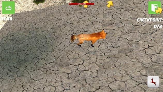 Clever Fox Simulator apk screenshot