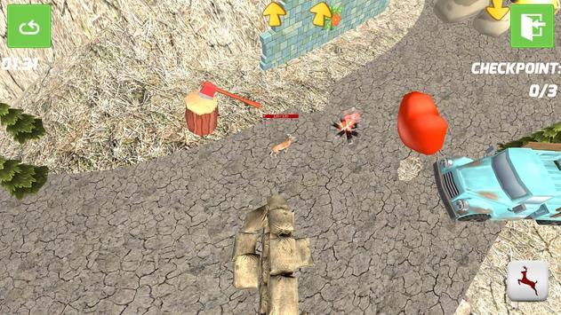 Cute Gazelle Simulator apk screenshot