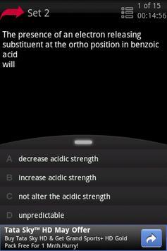 Organic Chemistry - Class 12 screenshot 1