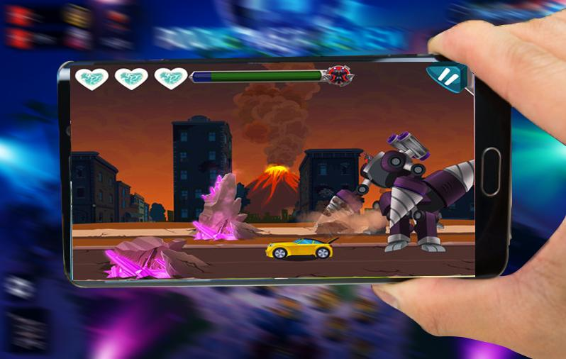 New The Transformers Rescue Bots Game cho Android - Tải về APK