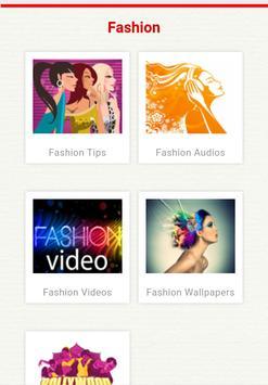 Fashion apk screenshot