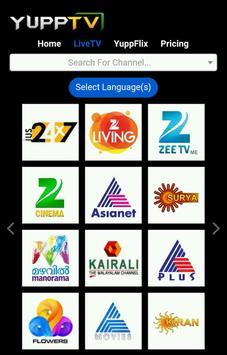 Yupp TV Lite poster