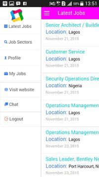 EmployersFinder 1.0 screenshot 1