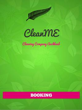 CleanME cleaning services apk screenshot