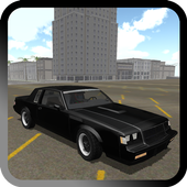 Speed Muscle Car Driver icon